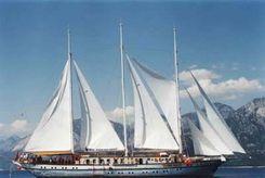2002 3-Masted Schooner 45m