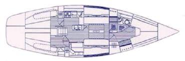 thumbnail photo 1: 1991 J Boats J/44
