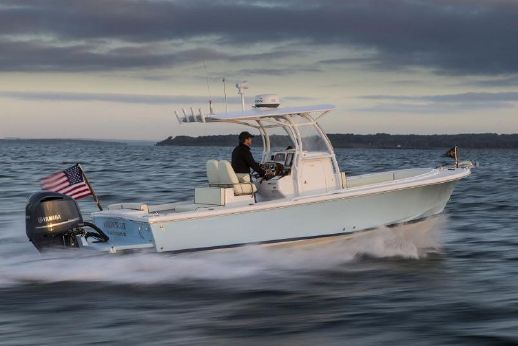 2016 Hunt Yachts 26 Center Console