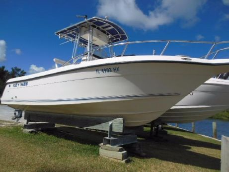 2003 Key West 2300 Center Console