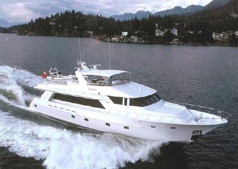 1997 Crescent Beach Motor Yacht