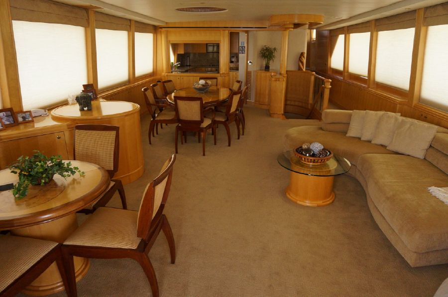 96 Crescent Beach Megayacht for sale