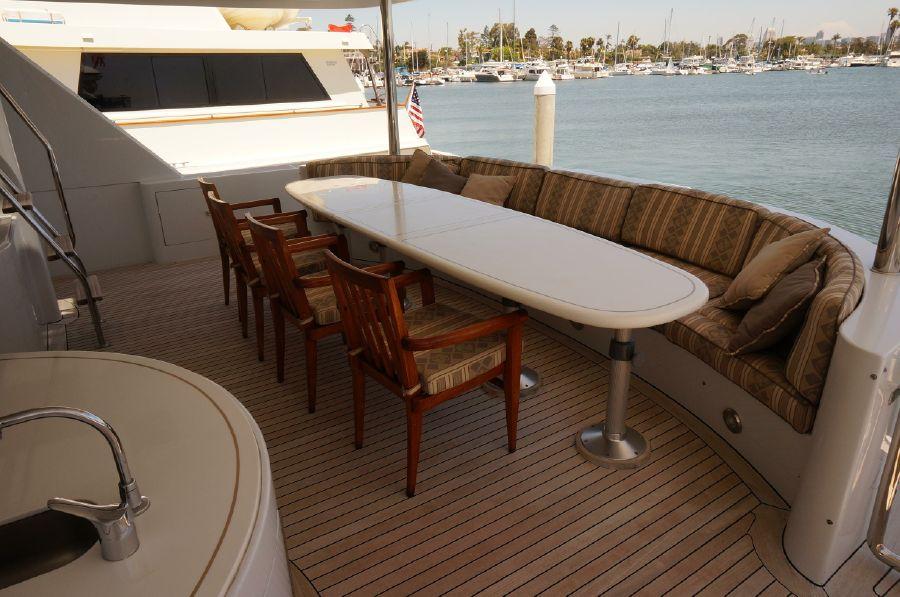 96 Crescent Beach Megayacht for sale in San Diego