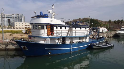 1990 Research Vessel 25 meter Steel