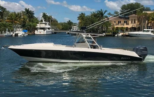 2013 Wellcraft 35 Scarab Sport
