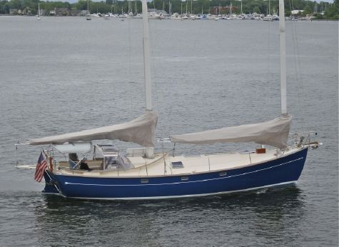 1980 Freedom 40' CB Cat Ketch