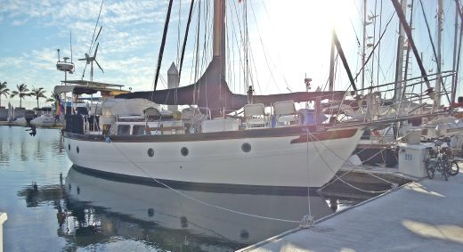 1981 Spindrift Pilothouse Cutter