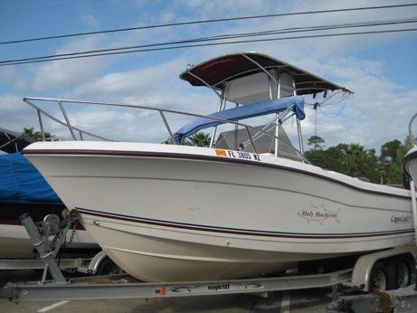 2003 Cape Craft 2200 WI