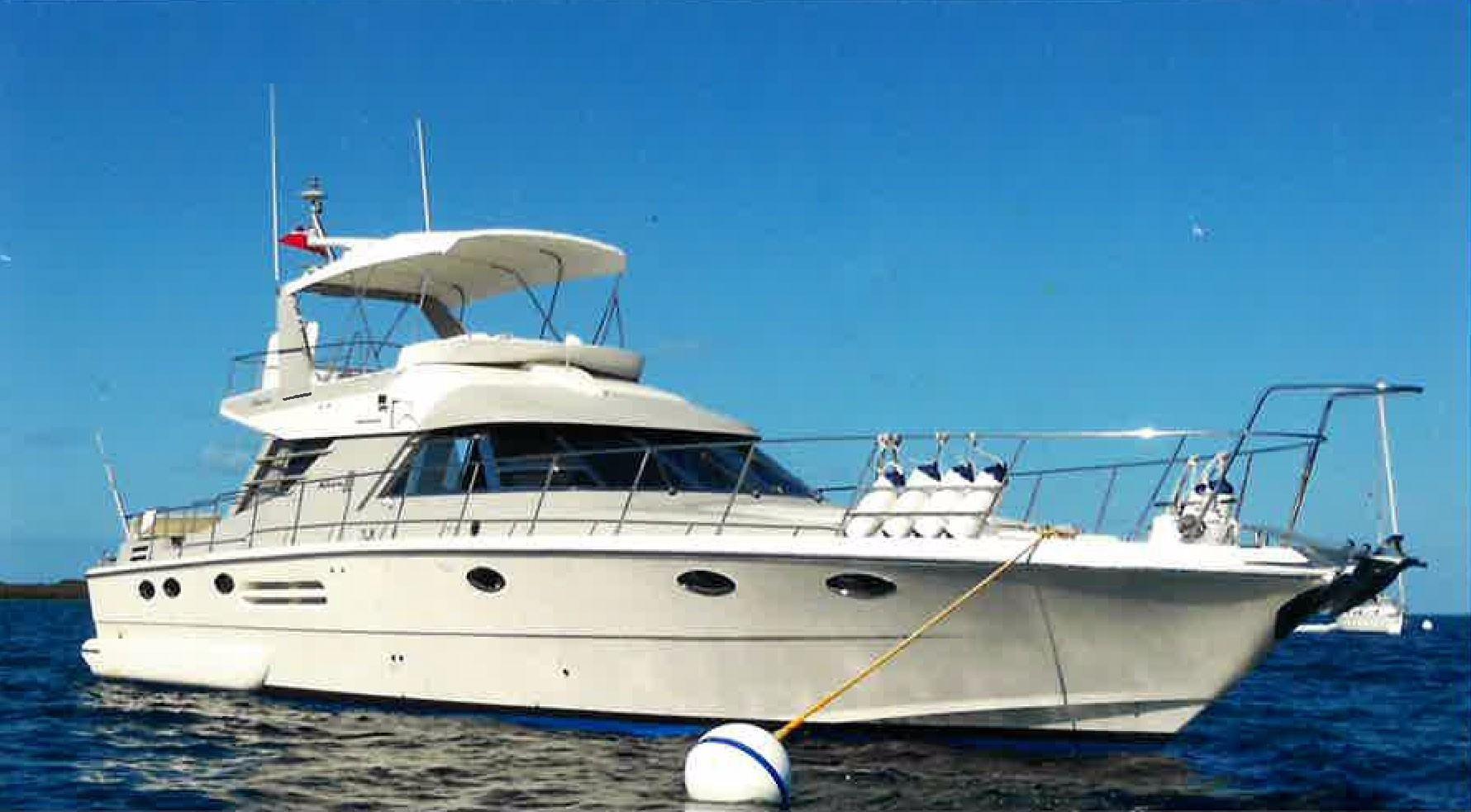 1988 Riva Corsaro Power Boat For Sale
