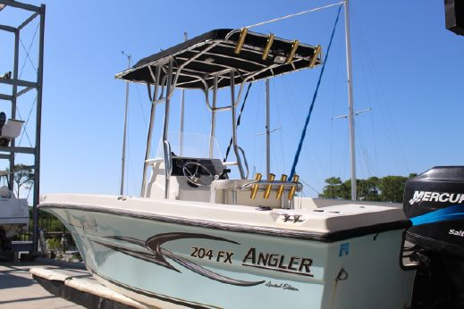 2004 Angler 204FX LIMITED EDITION