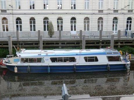 1981 Buccaneer Houseboat
