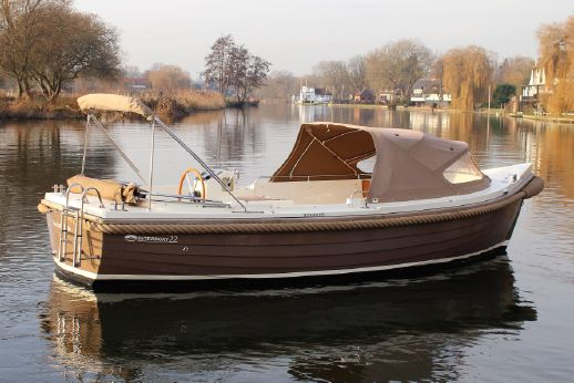 2011 Interboat 22 Xplorer