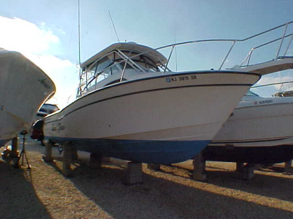 30 ft 2002 grady-white 300 marlin