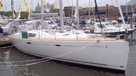2009 Beneteau 54 Oceanis