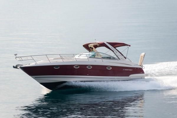 2007 Monterey 375 Sport Yacht Power Boat For Sale
