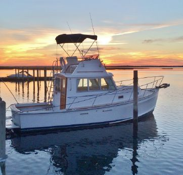1990 Cape Dory 28 Flybridge Cruiser