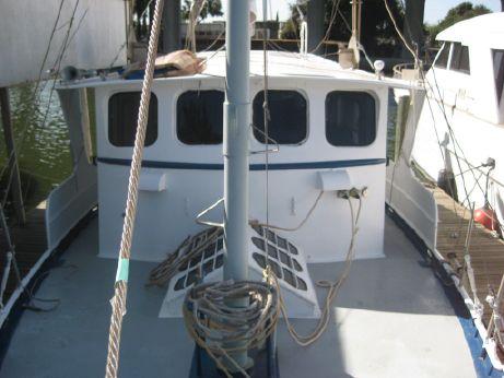 1973 Voyager motor trawler