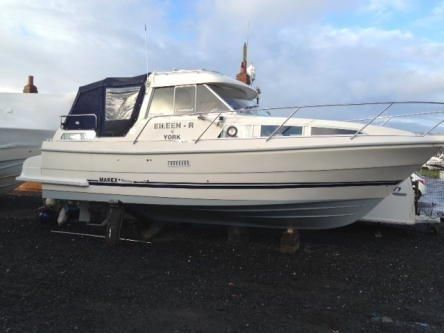 1997 Marex 280 Holiday