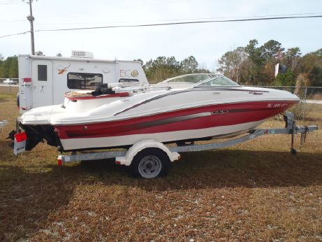 2007 Sea Ray 185 Bow Rider