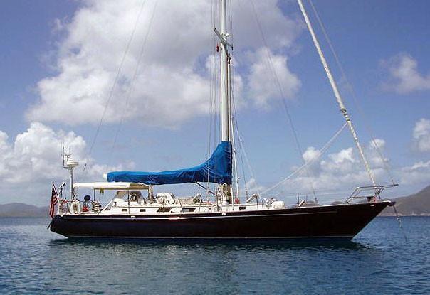 1984 Custom Empacher 52 Sail Boat For Sale - www yachtworld com
