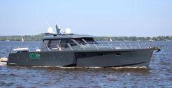 2011 Aluminium Powerboat Nyx 56 NYX 56