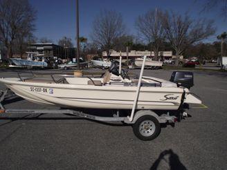 2011 Scout 151 Sportfish