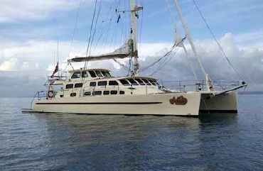 2001 Crowther Alloy Catamaran