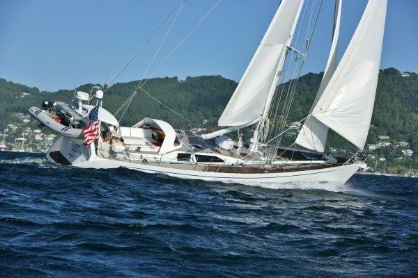 1986 Trehard 60 Sail Boat For Sale - www yachtworld com