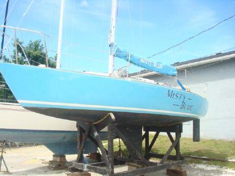 1980 J-Boat 24