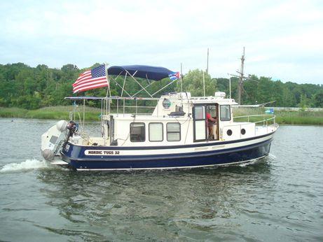 2000 Nordic Tugs 32 Pilothouse Trawler