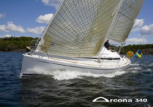 2011 Arcona 340