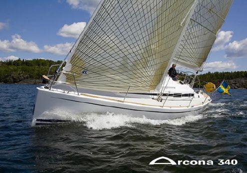 2014 Arcona 340