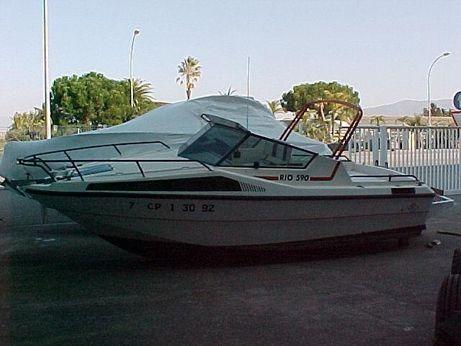 1991 Rio 590 Cabin