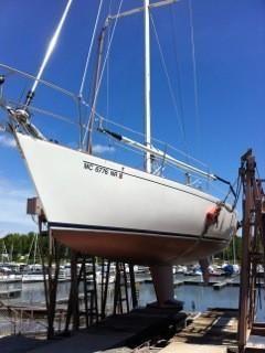 1989 J/boats J/Boat 35 foot cruiser