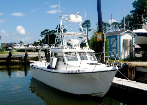 2004 Osprey Pilothouse 24 Limited