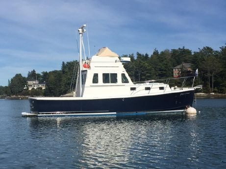 1970 Webbers Cove 34 Flybridge Cruiser