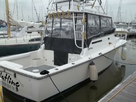 1997 Henriques 28 Express Fisherman