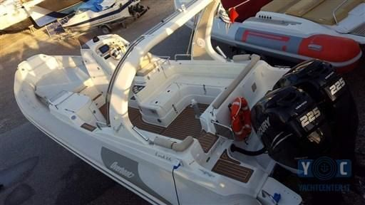 2010 Overboat Lord 26