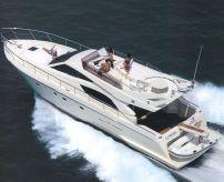 2001 Ferretti Yachts 53