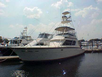 1988 Hatteras Sportfish