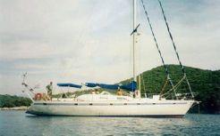 1990 Atlantic 61 Custom