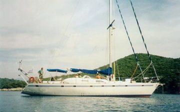 1990 Atlantic 61 Custom