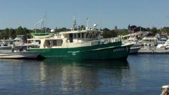 1996 Custom Steel Pilothouse Trawler