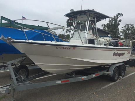 1994 Boston Whaler 21 Outrage