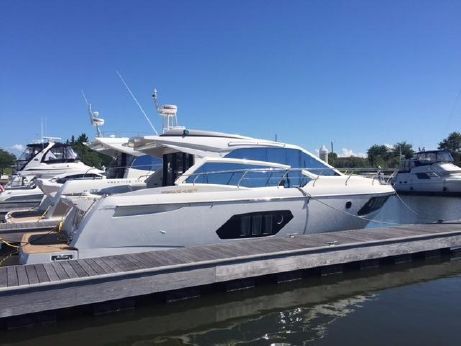 2018 Absolute 45 Sport Yacht