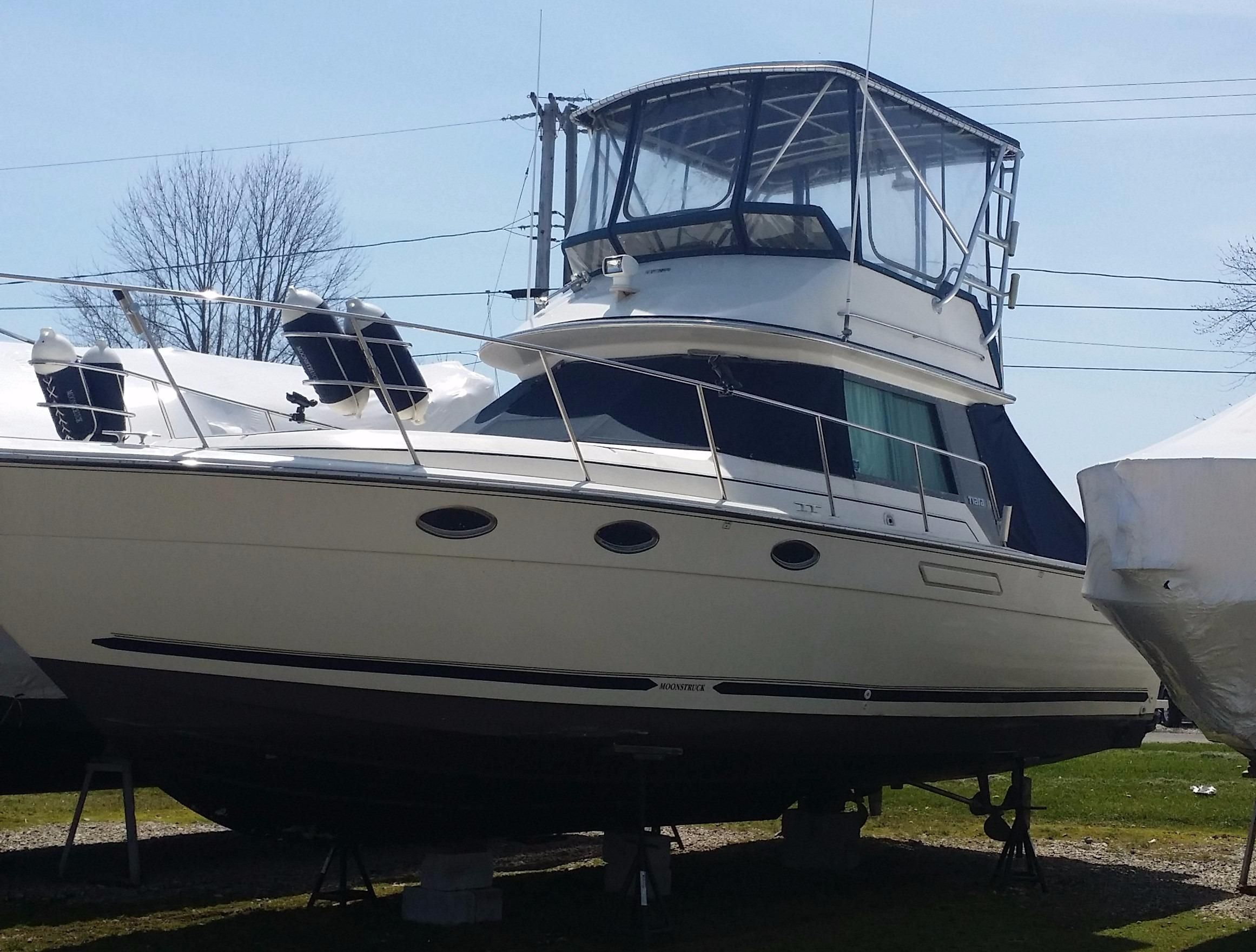 Port Clinton (OH) United States  city photos : 1988 Tiara 3100 Convertible Power Boat For Sale www.yachtworld.com