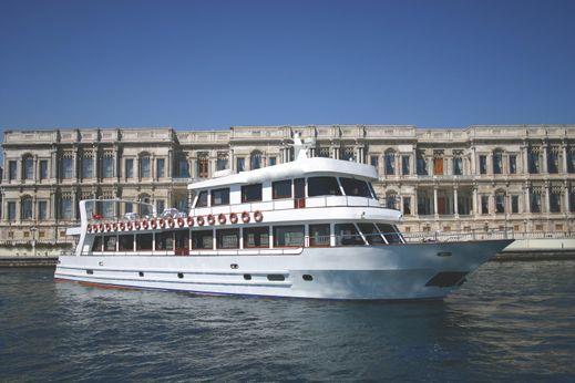 1990 Passenger Vessel 34 m / 175 pax capacity