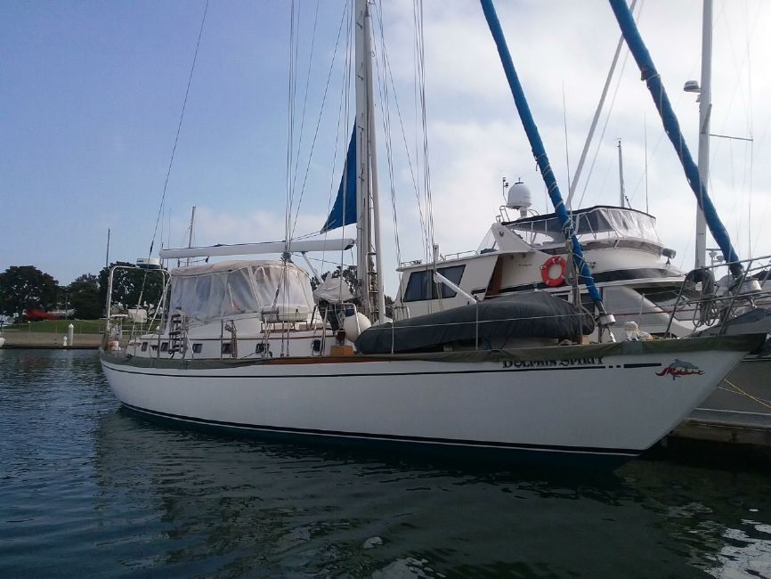 Mason 53 Cutter Sailboat for sale in San Diego