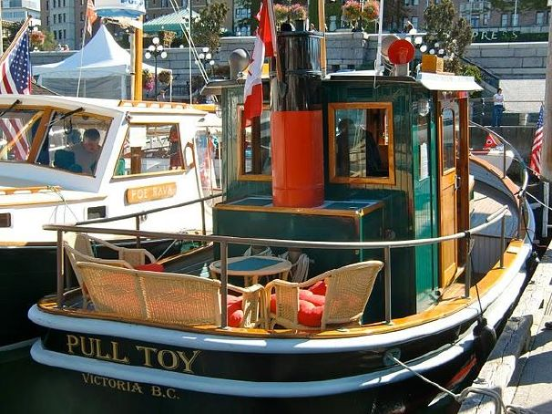 1979 CROSBY YACHTS Tug Power Boat For Sale - www ...