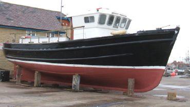 1960 Custom Liveaboard / Ex-Charter Passenger vessel